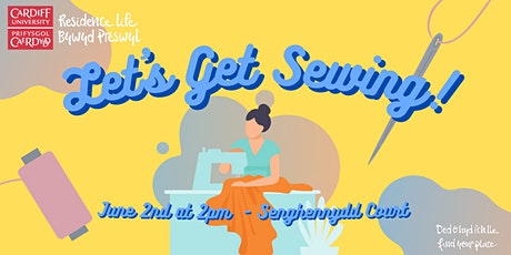 Let's Get Sewing, Live! tickets