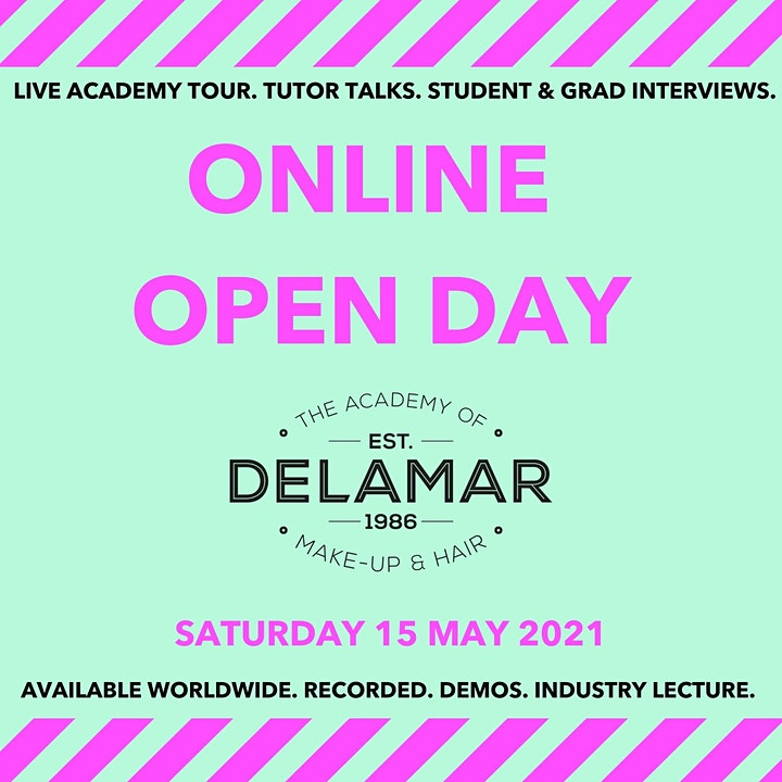 Delamar Academy Online Open Day image