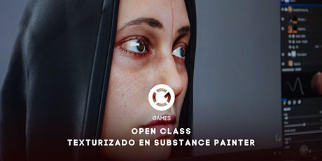 Open Class | Texturizado en Substance Painter 3D tickets