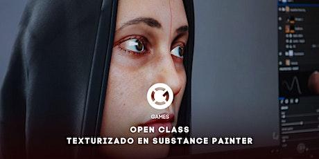 Open Class | Texturizado en Substance Painter 3D entradas