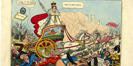 "Online: Caroline of Brunswick - ""Injured Queen of England"" tickets"
