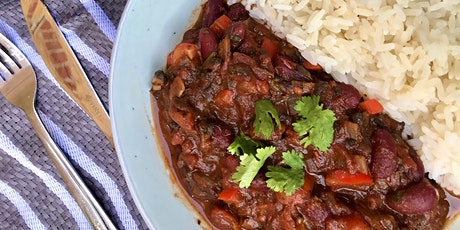 Chilli Non Carne - Plant Based Cooking Classes tickets