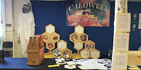Caldwell County Beekeeper's Association - May Zoom Meeting tickets