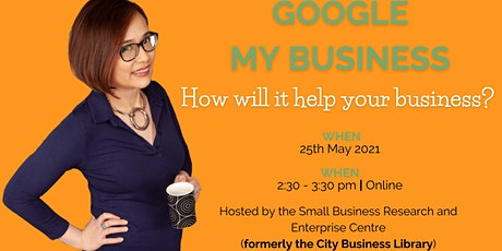 Google my business - how will it help your business tickets