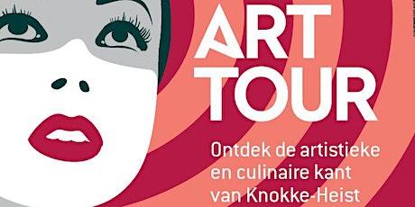 ART Tour 2.0 - Special Edition met Maud Vanhauwaert tickets