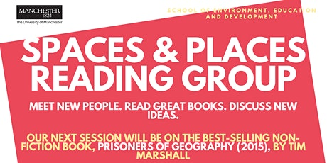 SEED Reading Group - Prisoners of Geography, by Tim Marshall tickets