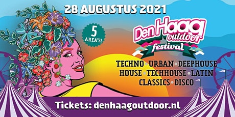 Den Haag Outdoor 2021 tickets