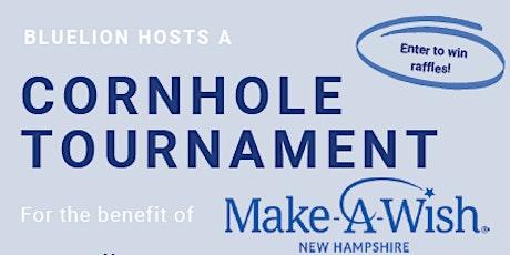 Make-A-Wish Cornhole Tournament - Team BlueLion tickets