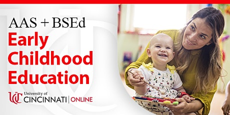 Live Info Session - UC Online's Early Childhood Education Programs tickets