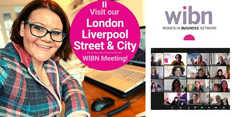 Women in Business Networking - London Liverpool Street & City tickets