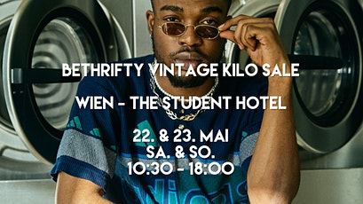 BeThrifty Vintage Pop Up Store | Student Hotel Wien tickets
