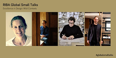 Global Small Talks Excellence in Design: Wild Contexts tickets