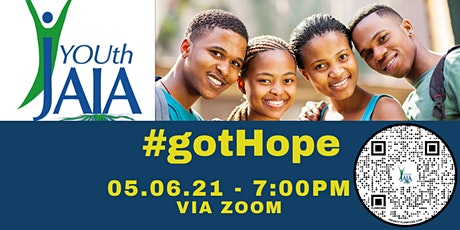 #GotHope: JAIA YOUth Annual  Spring Virtual Benefit tickets