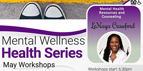 Mental Wellness: Creating Healthy Boundaries tickets