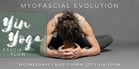 Yin Yoga: Fascia Flow tickets
