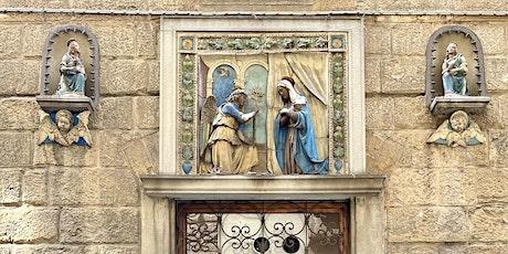 Arte di strada: i tabernacoli di Firenze biglietti