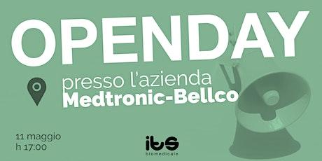 ITS Biomedicale - Open Day biglietti