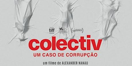 """""""Colectiv – Um Caso de Corrupção"""" - ante-estreia nacional bilhetes"""