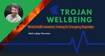 Online Adult Mental Health First Aid Emergency Responders and Family tickets