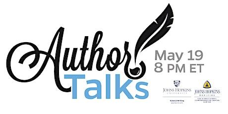Author Talks tickets