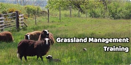 Grassland Management Training tickets