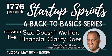 1776 Presents: Startup Sprints Session 5 - Size Doesn't Matter... tickets