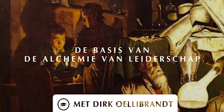 Online Training - De basis van de alchemie van leiderschap tickets