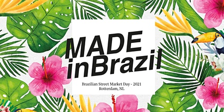 Made in Brazil Cultural Street Market tickets