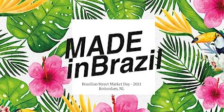 (POSTPONED) Made in Brazil Cultural Street Market tickets