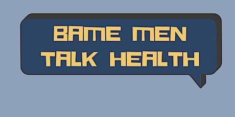 Black Men Talk Health tickets