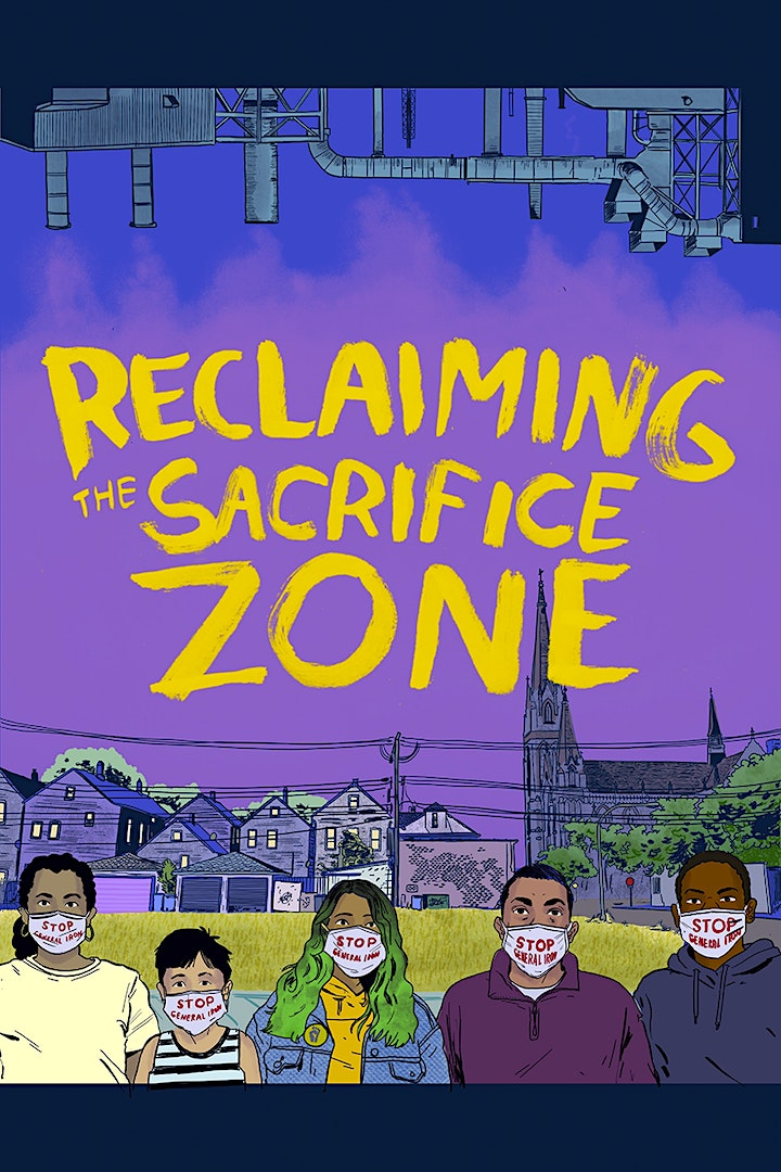 Reclaiming the Sacrifice Zone: Meet the Makers of the Comic image