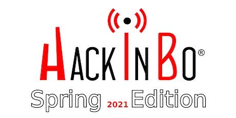 HackInBo Spring 2021 - LAB Edition - 16° Edizione biglietti