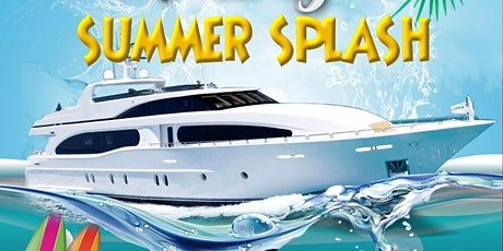Summer Splash Booze Cruise Boat Party in Atlantic City tickets