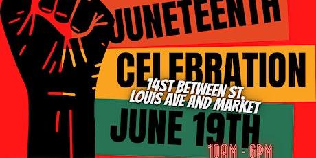 Juneteenth Celebration and Resource Fair tickets