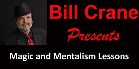 Personal one on one Magic and Mentalism Lesson for beginners. tickets