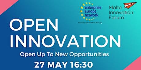 Open Innovation biglietti