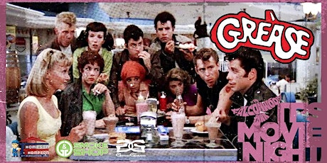 Grease Drive-in Movie Night tickets