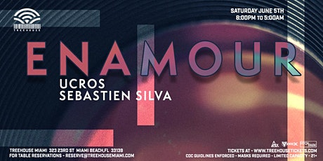 Enamour @ Treehouse Miami tickets