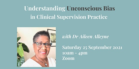 Understanding Unconscious Bias in Clinical Supervision Practice tickets