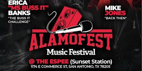 ALAMOFEST MUSIC FESTIVAL tickets