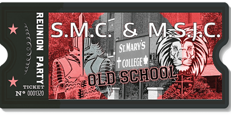 S.M.C. & M.S.J.C. - OLD SCHOOL Reunion tickets