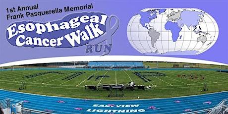 1st Annual Frank Pasquerella Esophageal Cancer Walk/Run tickets
