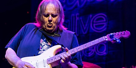 Walter Trout at the Hangar Theatre tickets