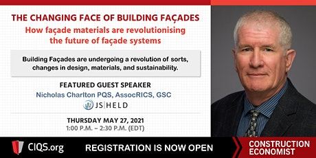 """The Changing ""FACE"" of building Façades"" tickets"