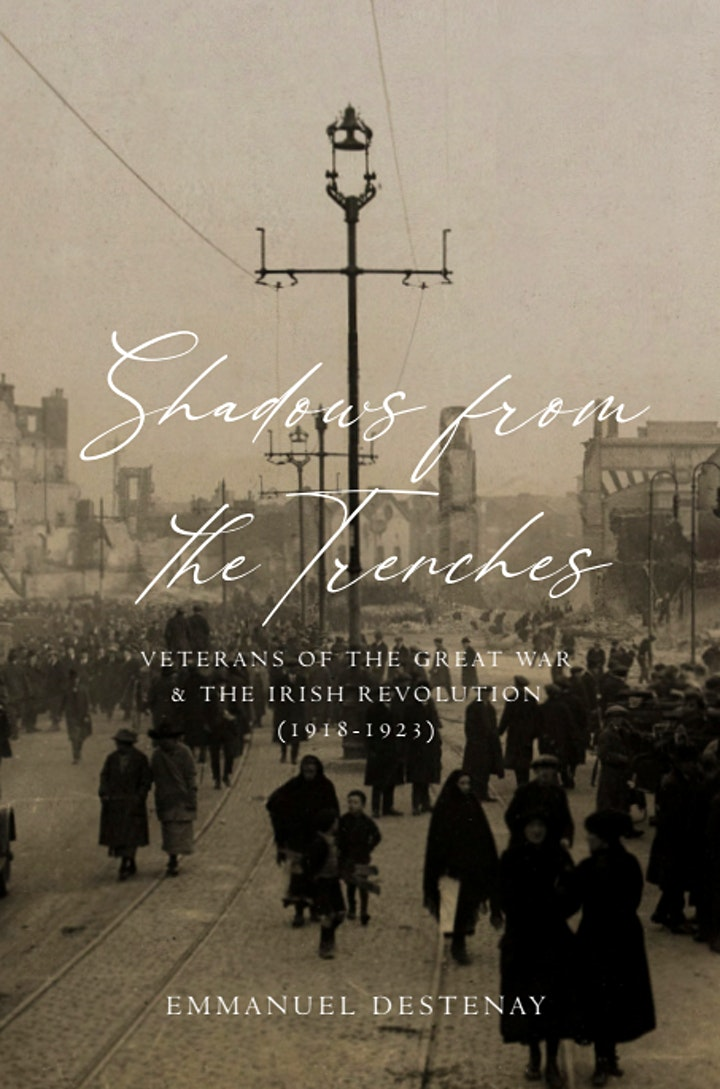Book Launch: Shadows from the Trenches image
