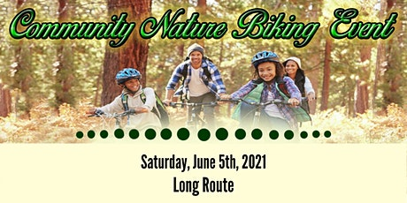 Diversifying Conservation: Nature Biking (Long Route) tickets