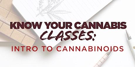 Cannabis Cannabinoids tickets