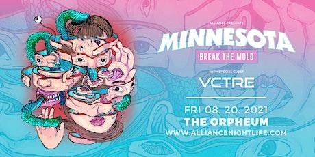 Minnesota - Tampa, FL tickets