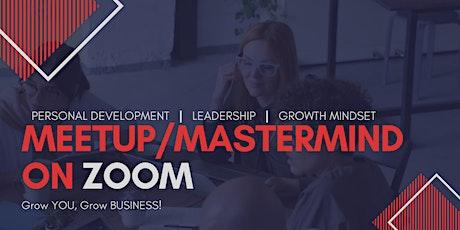 MEETUP4SUCCESS | Grow You, Grow Business! tickets