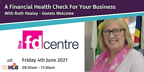 A Financial Health Check For Your Business tickets